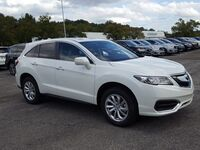 Acura RDX w/Technology/AcuraWatch Plus Pkg 2018