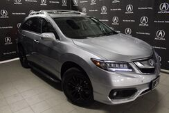 2018_Acura_RDX_with Advance Package and PermaPlate with Powder Coated Black Rim_ San Juan TX