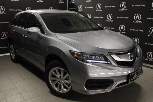 2018 Acura RDX with Technology Package San Juan TX
