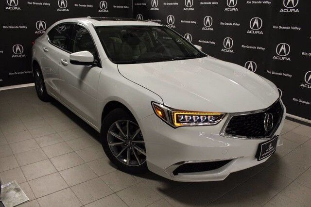 2018 Acura TLX 2.4 8-DCT P-AWS with Technology Package San Juan TX