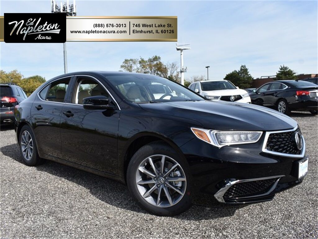 2018 Acura TLX 2.4 8-DCT P-AWS with Technology Package ...