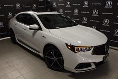 2018_Acura_TLX_3.5 V-6 9-AT P-AWS with Technology, A-Spec Package and PermaPlate_ San Juan TX