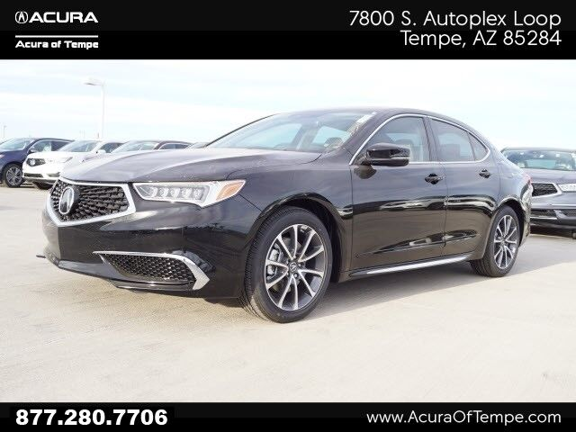 2018 Acura Tlx 3 5 V 6 9 At P Aws With Technology Package