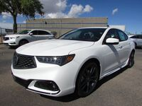 Acura TLX 3.5 V-6 9-AT SH-AWD with A-SPEC RED 2018