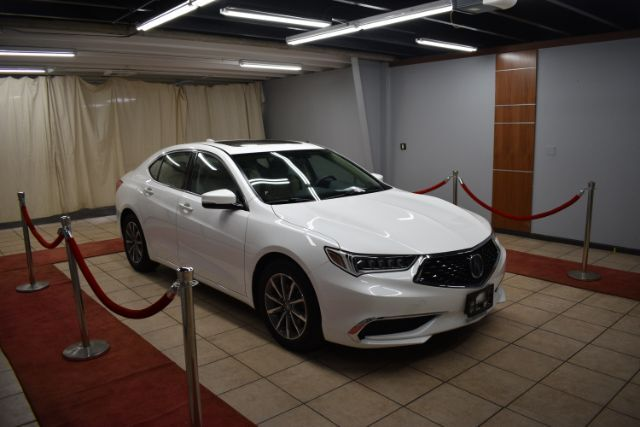2018 Acura TLX Base 2.4L Charlotte NC