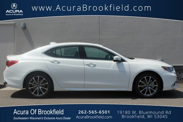 2018 Acura TLX FWD V6 w/Technology Pkg Brookfield WI 19680517