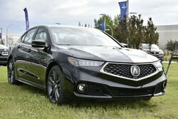 Acura TLX SH-AWD Technology A-Spec 2018