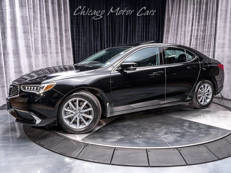 2018_Acura_TLX_Sedan_ Chicago IL