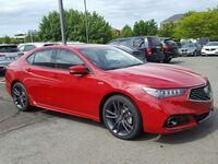 Acura TLX V6 A-Spec Red 2018
