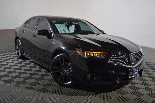 2018 acura tlx v6 a spec seattle wa 21158977. Black Bedroom Furniture Sets. Home Design Ideas
