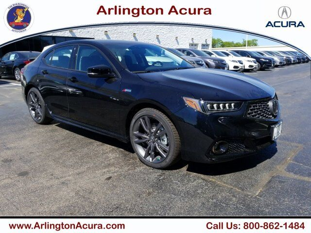 Nissan Dealership Indianapolis >> 2018 Acura TLX V6 A-Spec Palatine IL 18857667