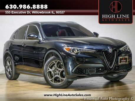 2018_Alfa Romeo_Stelvio__ Willowbrook IL