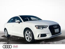 2018_Audi_A3_2.0 TFSI Komfort*LOW KM*LOW FINANCE*GREAT VALUE!_ Windsor ON