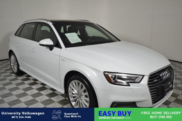 Used Audi A3 E Tron Seattle Wa
