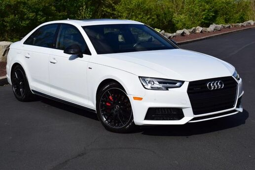 2018 Audi A4 S-Line Black Optic w/Prem Plus Pkg Easton PA