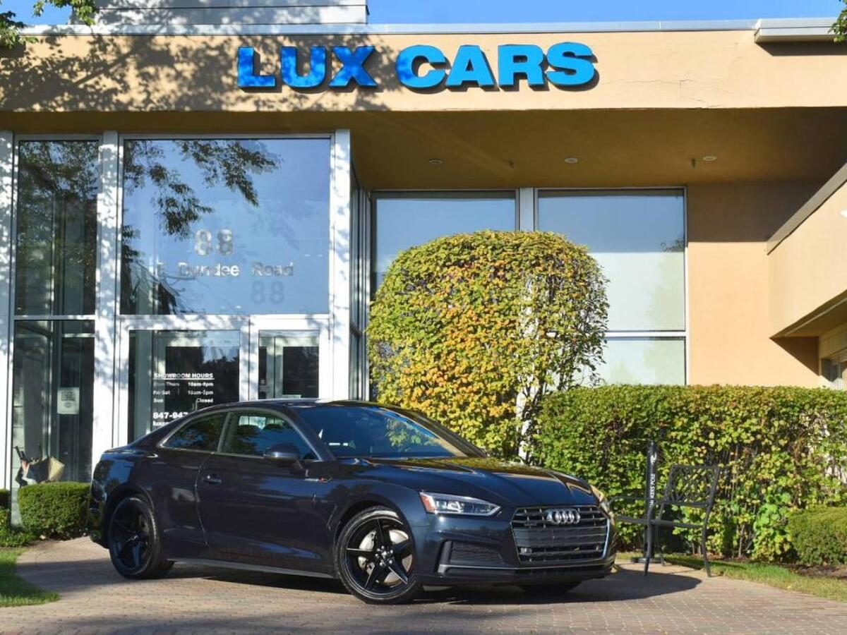 2018_Audi_A5 Coupe_Premium Plus S-Line Sport Nav Quattro MSRP $53,275_ Buffalo Grove IL