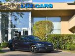 2018 Audi A5 Coupe Premium Plus S-Line Sport Nav Quattro MSRP $53,275