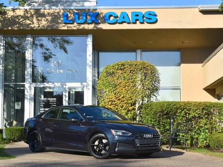 2018 Audi A5 Coupe Premium Plus S-Line Sport Nav Quattro MSRP $53,275 Buffalo Grove IL