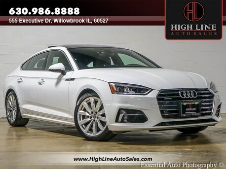 2018_Audi_A5 Sportback_Premium Plus_ Willowbrook IL
