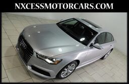 Audi A6 Premium S-LINE 1 OWNER NAVIGATION SUNROOF 2018