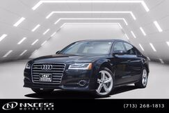 2018_Audi_A8 L Quattro Low Miles Factory Warranty.__ Houston TX