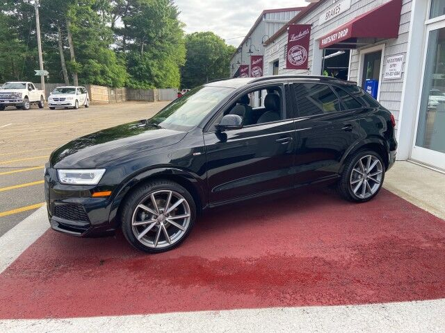 2018 Audi Q3 Premium Plus Marshfield MA