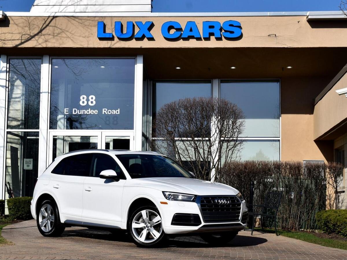 2018_Audi_Q5_Premium Panoroof Nav Quattro MSRP $49,910_ Buffalo Grove IL