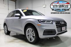 2018_Audi_Q5_Tech Premium Plus_ Carol Stream IL