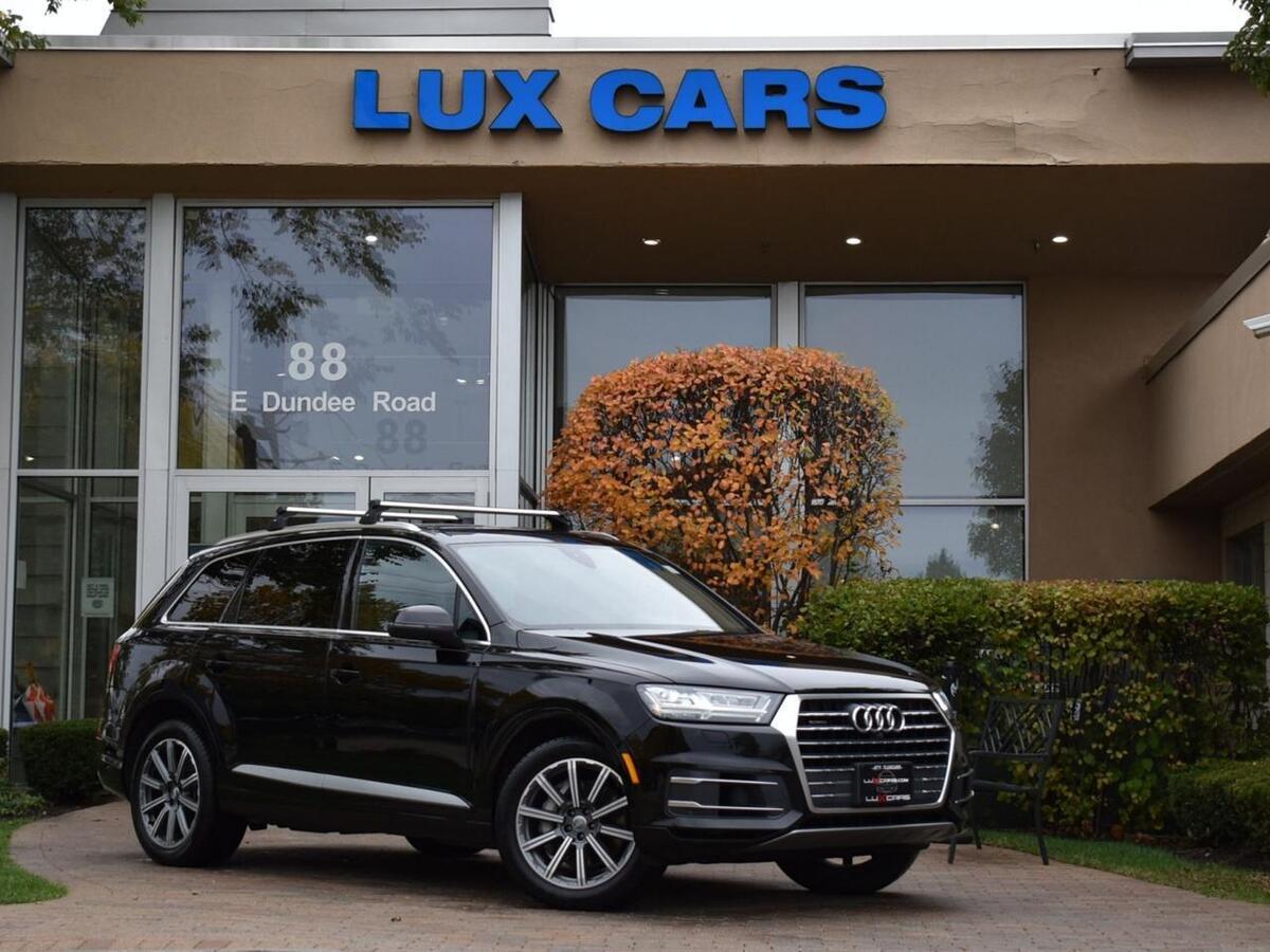 2018_Audi_Q7_Premium Plus Panoroof Nav Quattro MSRP $65,025_ Buffalo Grove IL