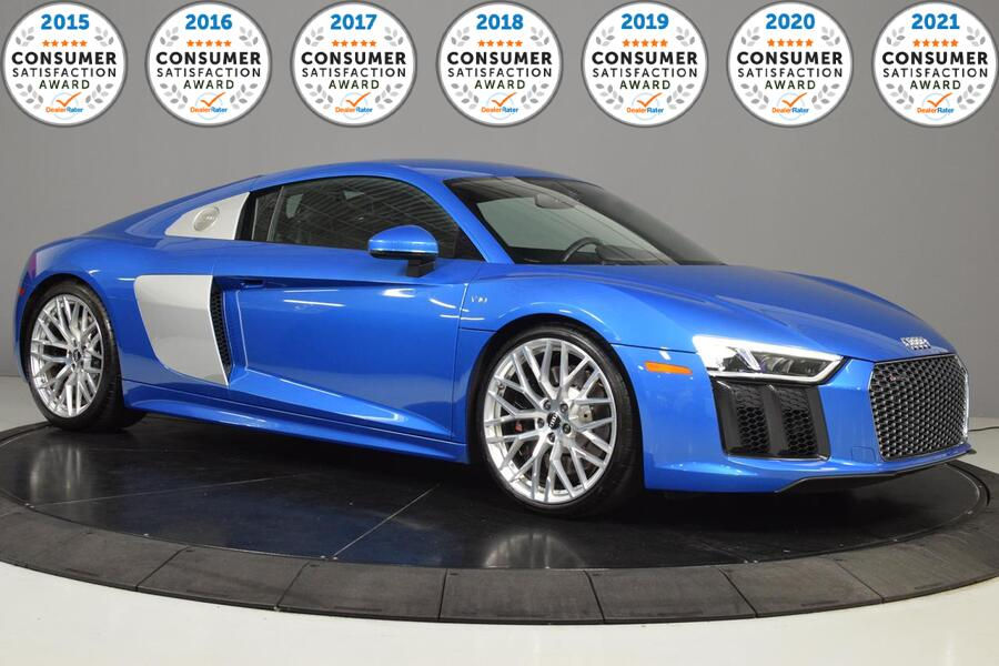2018_Audi_R8 Coupe_V10_ Glendale Heights IL