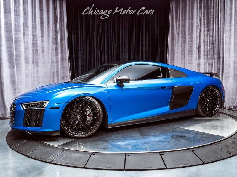 Vehicle Details Audi R Coupe At Chicago Motor Cars East - 2018 audi r8 msrp