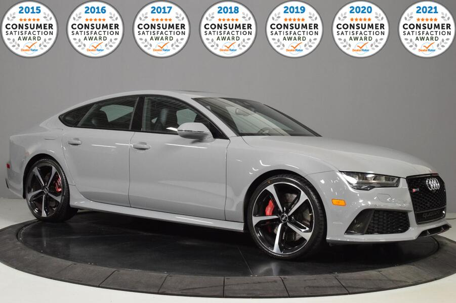 2018_Audi_RS 7__ Glendale Heights IL