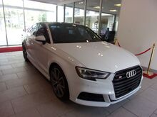 2018_Audi_S3_2.0T Premium Plus quattro,NAV, TECH PKG, SPORT PKG ,RED ROSSO INTERIOR_ Charlotte NC