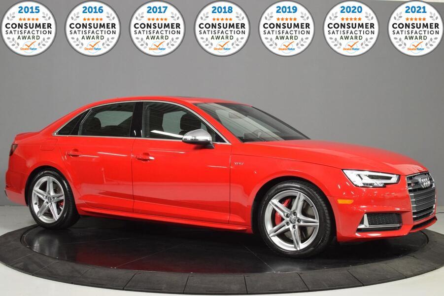 2018_Audi_S4_Premium Plus_ Glendale Heights IL