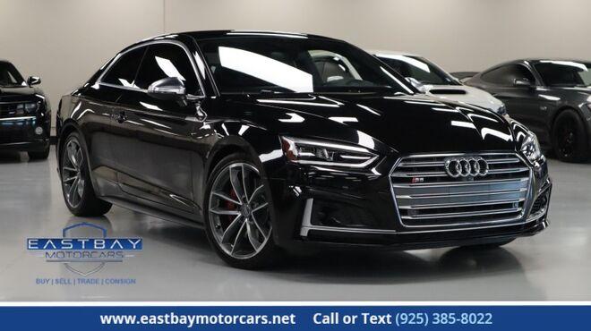 2018_Audi_S5 Coupe_Prestige_ Dublin CA