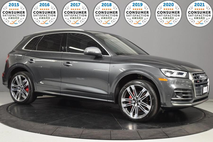 2018_Audi_SQ5_Prestige_ Glendale Heights IL