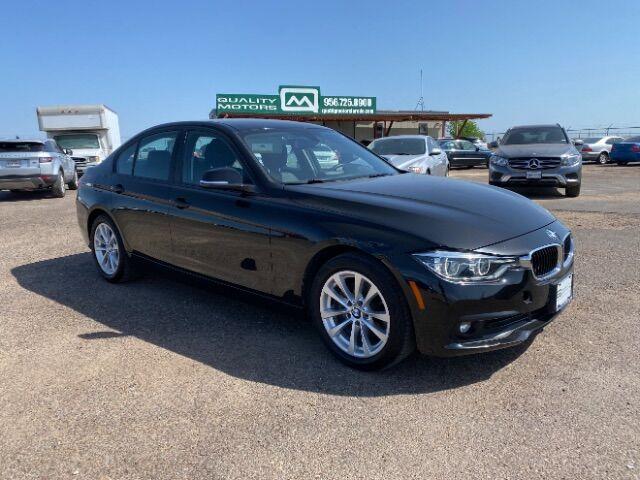2018 BMW 3-Series 320i Sedan Laredo TX
