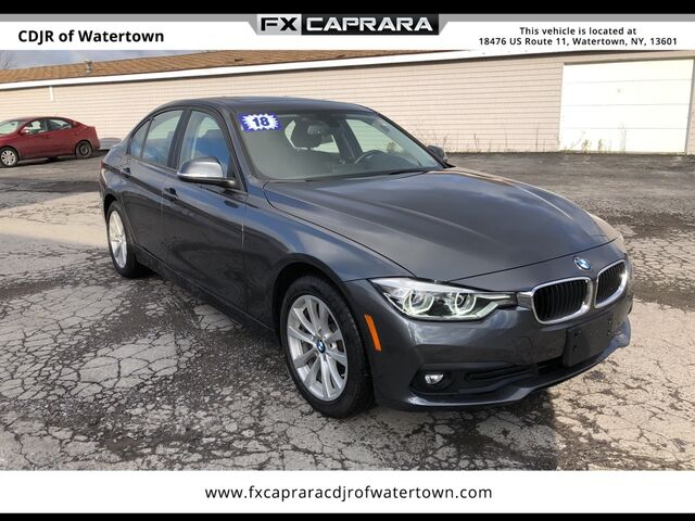 2018 BMW 3 Series 320i xDrive Watertown NY