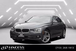 2018_BMW_3 Series_330i Sport Navigation Keyless Start Backup Camera Low Miles Warranty._ Houston TX
