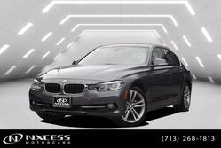 BMW 3 Series 330i Sport Navigation Keyless Start Backup Camera Low Miles Warranty. 2018
