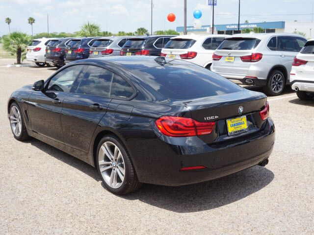2018 BMW 4 Series 430i Gran Coupe Harlingen TX