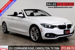 2018_BMW_4-Series_430i SULEV Convertible_ Carrollton TX