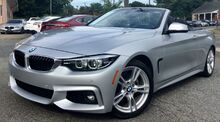 2018_BMW_4-Series_430i SULEV Convertible_ Charlotte and Monroe NC