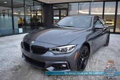 2018_BMW_4 Series_430i xDrive / AWD / M-Sport Pkg / Gran Coupe / Heated Leather Seats / HUD / Lane Departure Alert / Navigation / Sunroof / Bluetooth / Back Up Camera / 33 MPG / Only 1k Miles / 1-Owner_ Anchorage AK