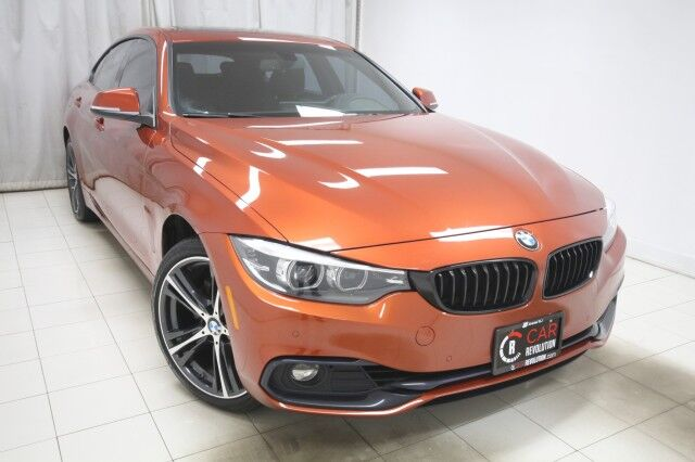 2018 BMW 4 Series 430i xDrive w/ Navi & rearCam Avenel NJ