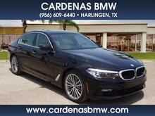 2018_BMW_5 Series_530e iPerformance_ Harlingen TX