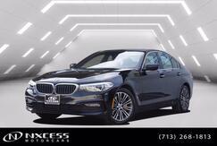 2018_BMW_5 Series_530e iPerformance Sport Line Package Warranty._ Houston TX