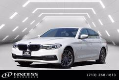 2018_BMW_5 Series_530i Sport Head-Up Navigation Roof Backup Camera and More!_ Houston TX