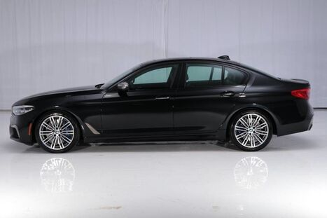 2018_BMW_5 Series AWD_M550i xDrive_ West Chester PA