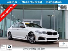 2018_BMW_5 Series_M550i xDrive_ Kansas City KS